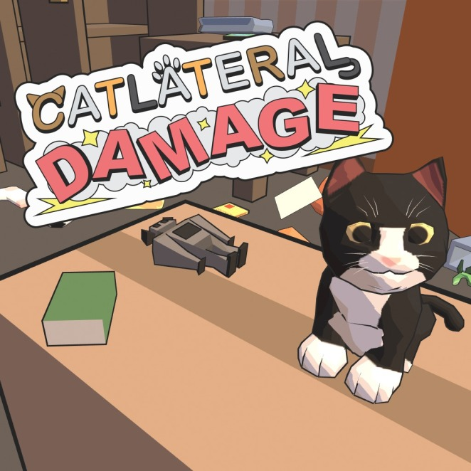 PlayStation VR Catlateral Damage