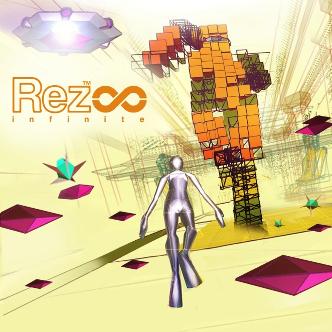 PlayStation VR Rez Infinite