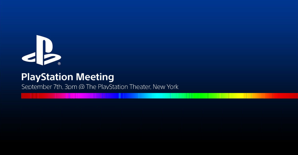 PlayStation Meeting 206 Invitation