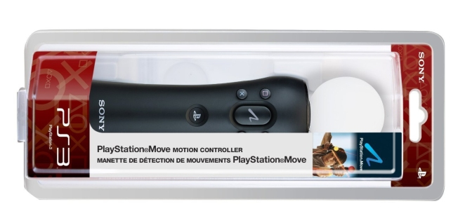 Single PlayStation Move Controller
