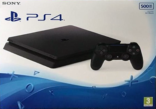 PlayStation 4 Slim Box