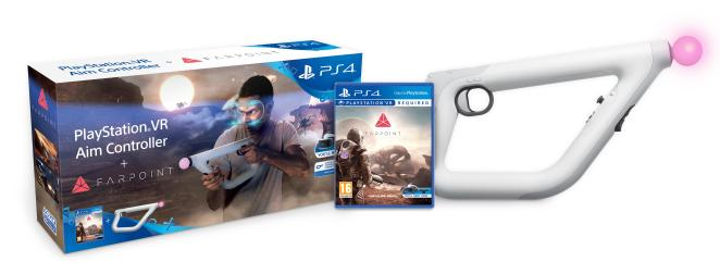 Farpoint Bundle for PlayStation VR